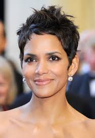 back view of halle berry hair halle berry halle berry and short hair