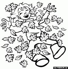 amazing coloring pages fall motivate