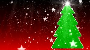 christmas tree sales black friday big sale new year red sparkling background x mas tree big sale