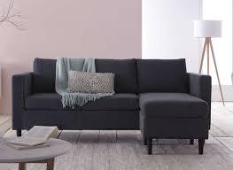 canape d angle reversible pas cher canapé d angle réversible anthracite à prix discount achatdesign