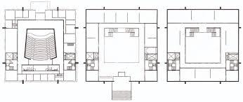 ad classics munson williams proctor arts institute philip floor plans l r lower main upper