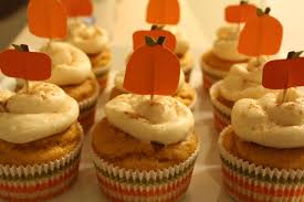 Dogfish Pumpkin Ale by Pumpkin Beer Cupcakes The Geeky Hostess