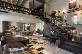Modern Loft Style House Plans An Artful Loft Design