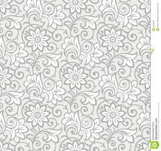 luxurious seamless floral wallpaper stock photo image 33590930