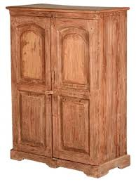 Tv Armoire With Doors And Drawers Rustic Armoire Wardrobe Rustic 2 Door 2 Drawer Tv Armoire Western