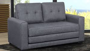 sleeper chair bed apollo grey tweeds convertible sofa bed