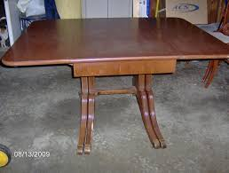 Antique Drop Leaf Kitchen Table by Antique Duncan Phyfe Drop Leaf Table And Chairs For Sale