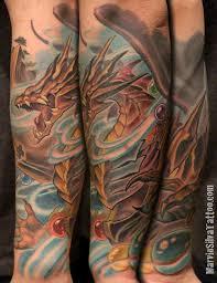 final fantasy tattoo by marvin silva tattoos
