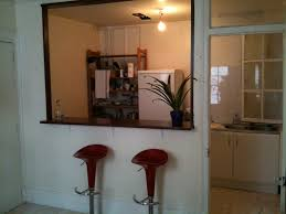 ouverture salon cuisine ouverture cuisine salon douane passe plat mur porteur idées