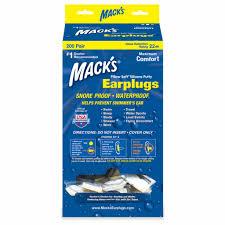 pillow soft silicone putty ear plugs mack u0027s ear plugs