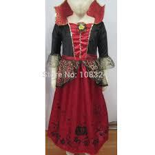 Vampire Princess Halloween Costume Aliexpress Buy 2015 Deluxe Children Vampire Princess