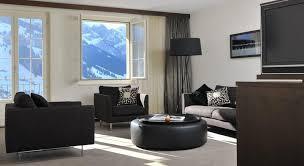 coffre fort bureau hôtel de luxe alpes suisses