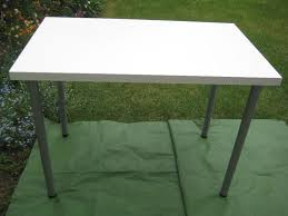 Aldi Garden Furniture Aldi White Top Table In Lewisham London Gumtree