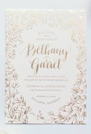 gold foil wedding invitations gold foil wedding invitations brides gold foil invitations isura ink