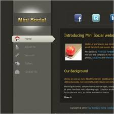 contoh web design dengan html html code free website templates for free download about 7 free