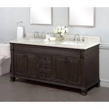 Lowes Vanity Top Bathroom Best Fantastic Double Sink Vanity Lowes For Concerning
