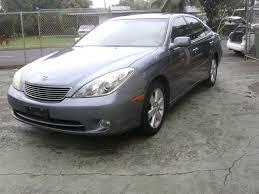 lexus es 330 premium fuel 2005 lexus es 330 for sale in kailua hawaii 96734