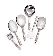 roops serving spoon 4 pc set ladle price at flipkart snapdeal