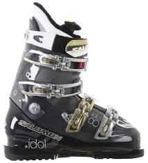 womens ski boots sale on sale salomon idol 8 ski boots womens up to 75