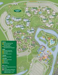 walt disney resort map port orleans riverside resort map kennythepirate com