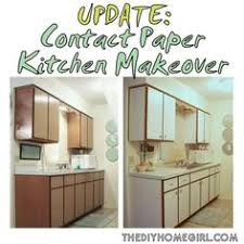 how to update cabinets with contact paper contact paper