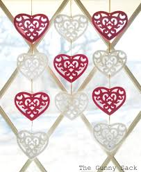 Cool Valentine S Day Decorations by Easy Valentine U0027s Day Decorations The Gunny Sack