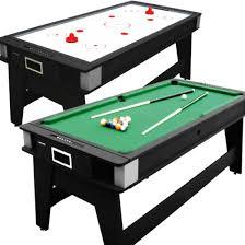 pool and air hockey table hockey pool combo table 6 flaghouse