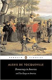 democracy in america and two essays on america penguin classics