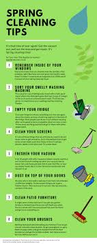how to spring clean your house 8 tips to clean your house this spring infographics zigverve