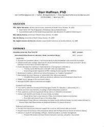 Good Resume Format Doc Hanning Zhou Resume Free Sample Of Expository Essay Napoleonic