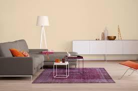 Wohnzimmer Farbe Orange Innenfarbe In Orange Apricot Streichen Alpina Farbrezepte Sweet