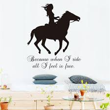 Horse Decorations For Home by Online Buy Wholesale Horse Decorations For Girls Bedroom From