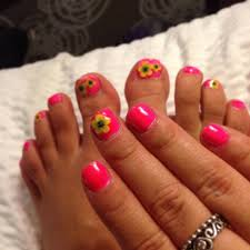 flower toe nail designs image collections nail art designs