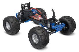 bigfoot 4 monster truck traxxas bigfoot summit silver for sale rc hobby pro