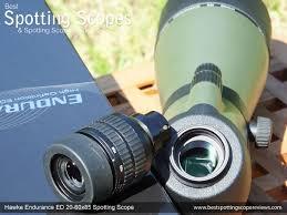 spotting scope window mount hawke endurance ed 20 60x85 spotting scope review