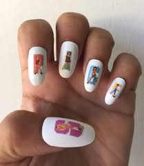 spice girls 90s music power group uk nail