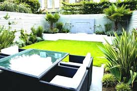 Budget Garden Ideas Terraced House Garden Ideas Tiered Bed On A Budget Modern Plans