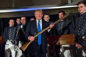 a brief history of donald trump u0027s stance on gun rights