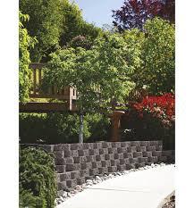 keystone garden wall retaining block