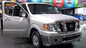 nissan canada nv passenger new 2012 nissan nv3500 12 seater van in out details hd youtube