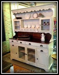 the shabbiest farmhouse hutch