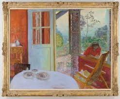 Dining Room In French Dining Room In The Country Pierre Bonnard Mia