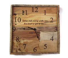 personalized anniversary clocks laser engraved wall clock logo wall clock personalized gift