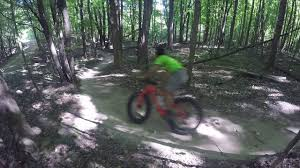 Maybury State Park Map Fat Bike On Maybury State Park Mountain Bike Trail 20160924 Youtube