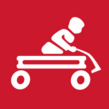 Radio Flyer Ready Ride Scooter Radio Flyer Youtube