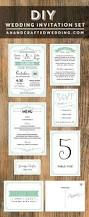 free printable wedding invitation template 136 best diy wedding invitation ideas images on pinterest