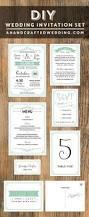 136 best diy wedding invitation ideas images on pinterest