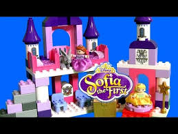 lego duplo sofia u0027s royal castle disney princess sofia
