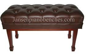 jansen piano benches