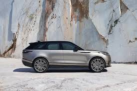 silver range rover land rover range rover velar advanced technology is pivotal to the